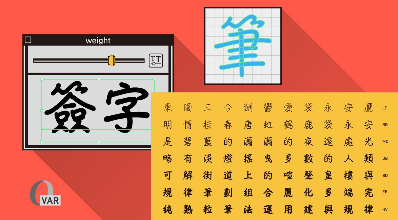 【iFontCloud】6月新字型上架